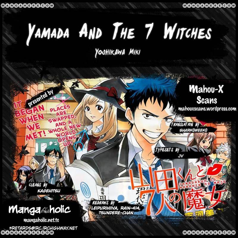 Yamada-kun to 7-nin no Majo 40 Page 2
