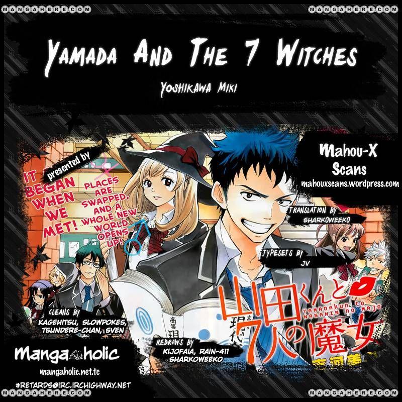 Yamada-kun to 7-nin no Majo 49 Page 2