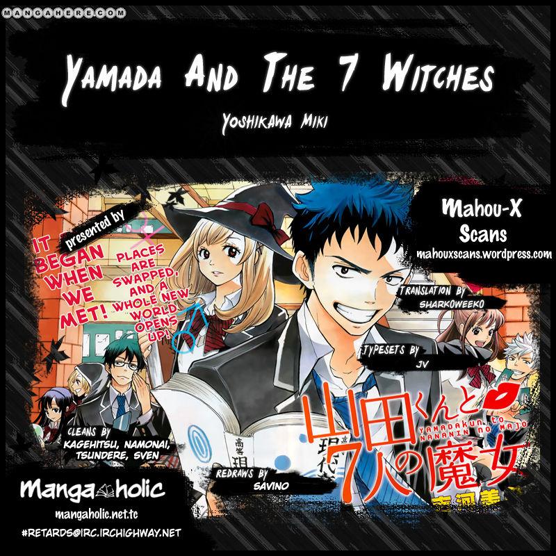 Yamada-kun to 7-nin no Majo 53 Page 2