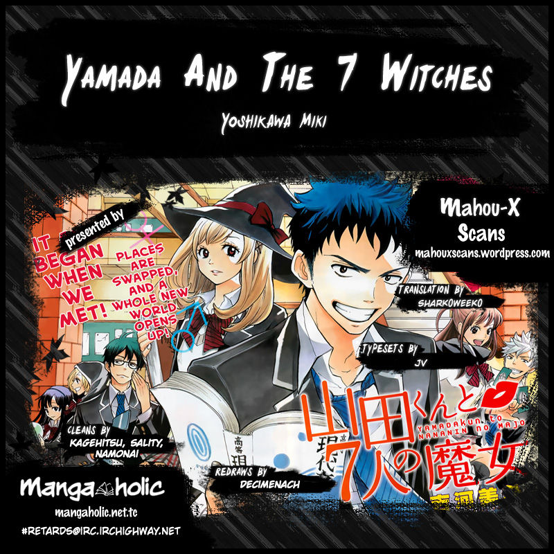 Yamada-kun to 7-nin no Majo 69 Page 2