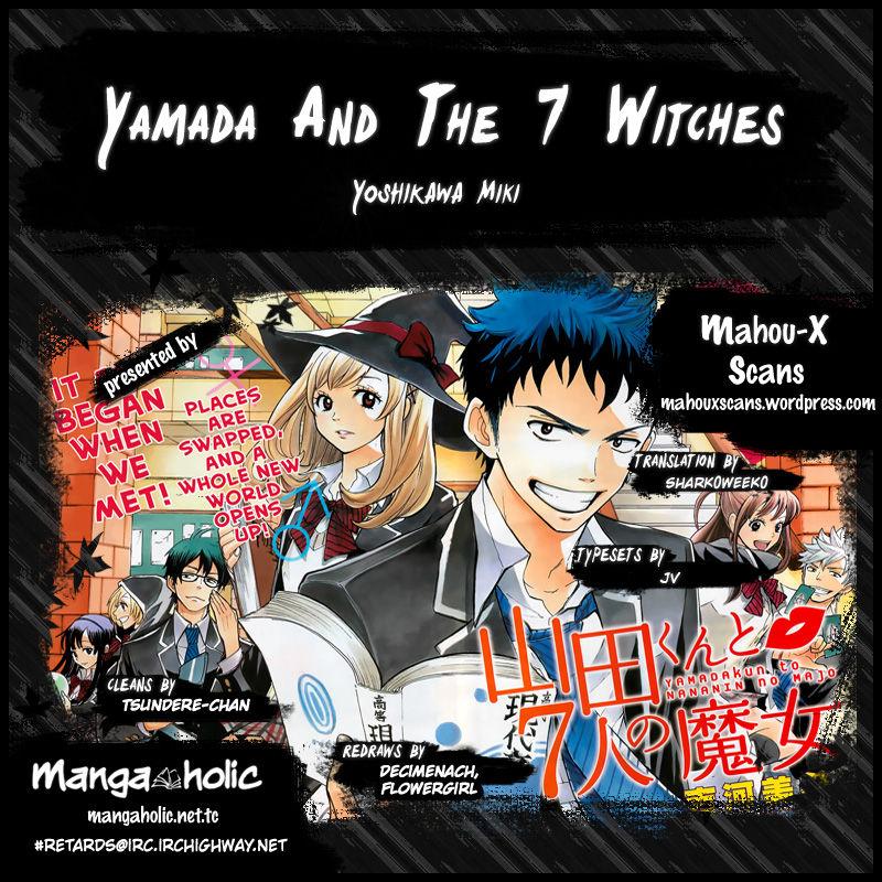Yamada-kun to 7-nin no Majo 74 Page 2