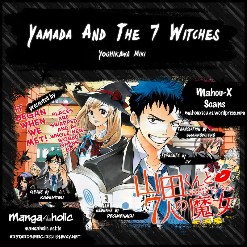 Yamada-kun to 7-nin no Majo 80 Page 2