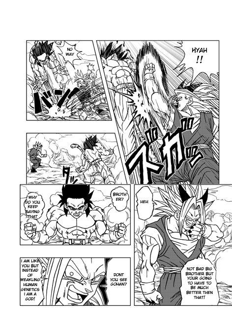 Dragon Ball dj - Dragon Ball AF 4 Page 6