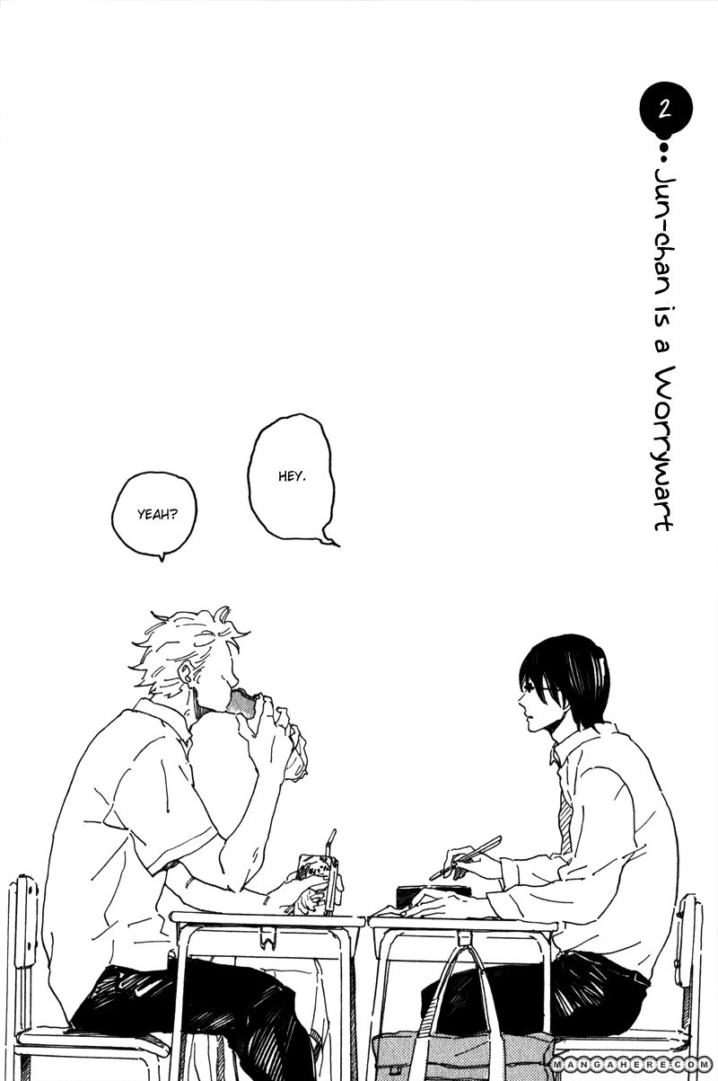 Negative-kun to Positive-kun 2 Page 1