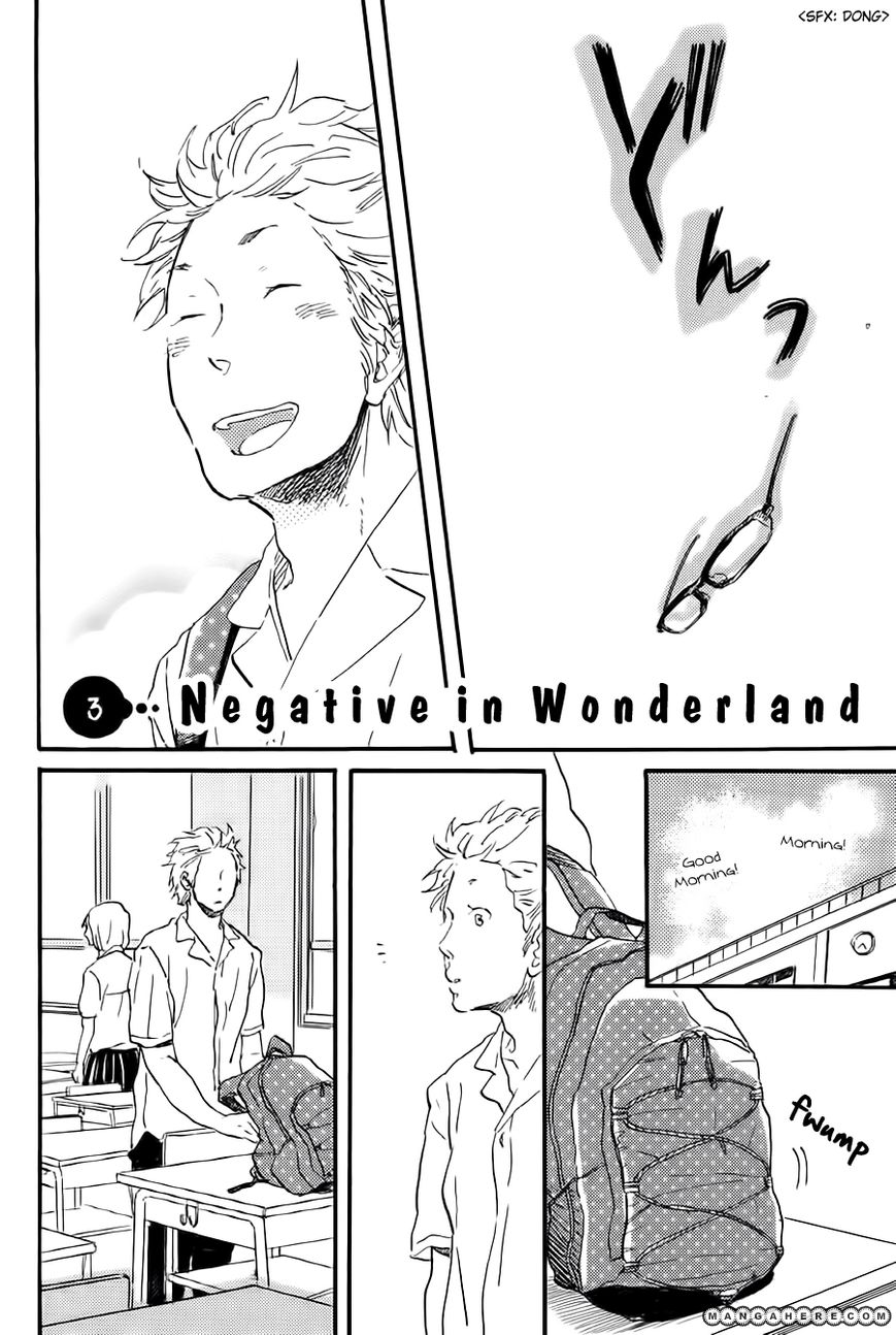 Negative-kun to Positive-kun 3 Page 3