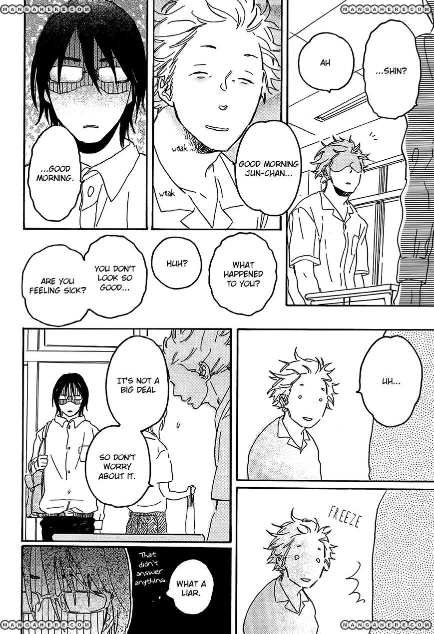 Negative-kun to Positive-kun 8 Page 3