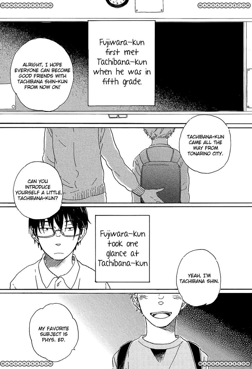 Negative-kun to Positive-kun 9 Page 2