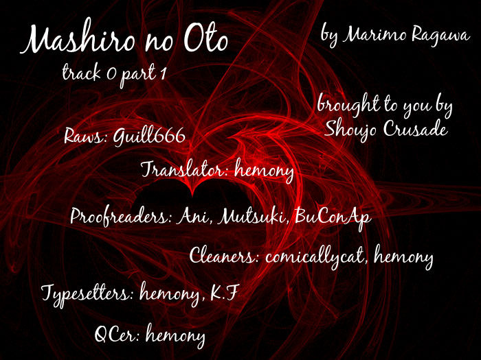 Mashiro no Oto 0 Page 1