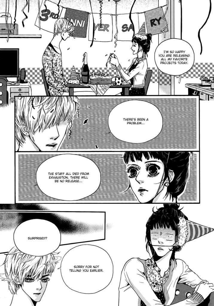 Hirunaka no Ryuusei 3 Page 2