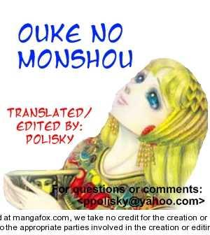 Ouke no Monshou 67 Page 2