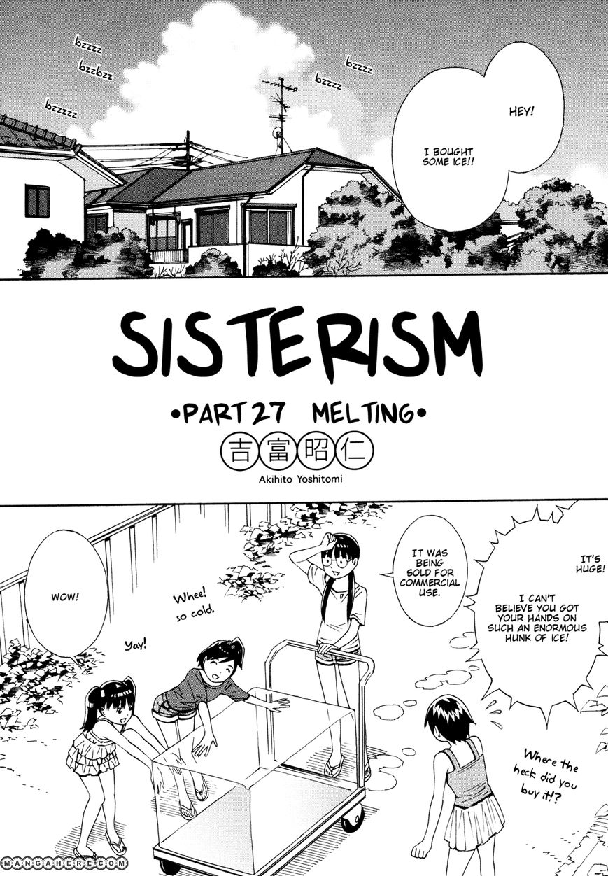Sisterism 27 Page 1