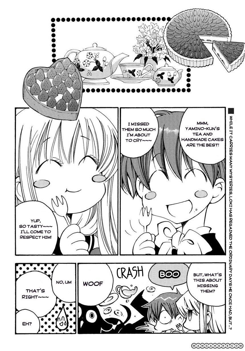 Matantei Loki Ragnarok - Shin Sekai no Kamigami 5 Page 3
