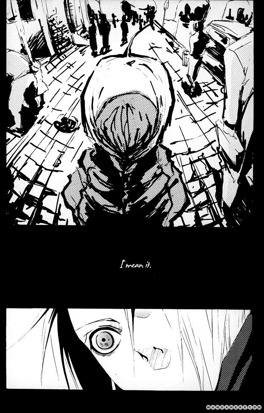 Fullmetal Alchemist dj - Tranquilizer 1 Page 4