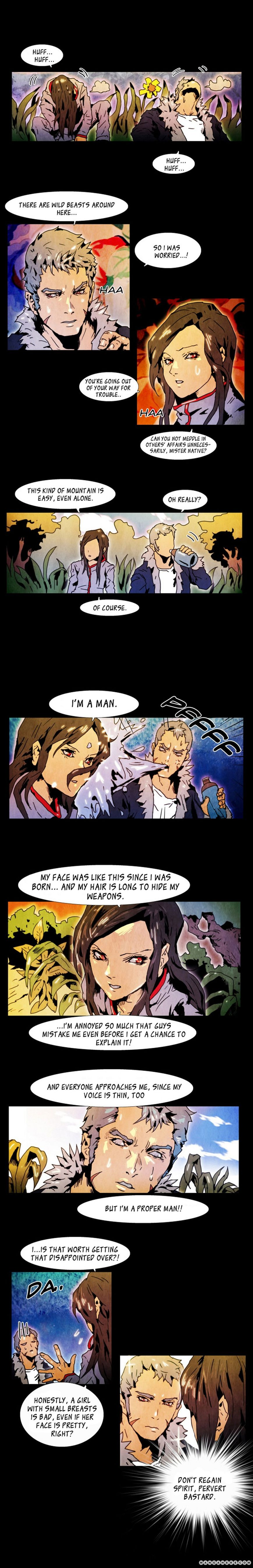 Black Behemoth 1 Page 3