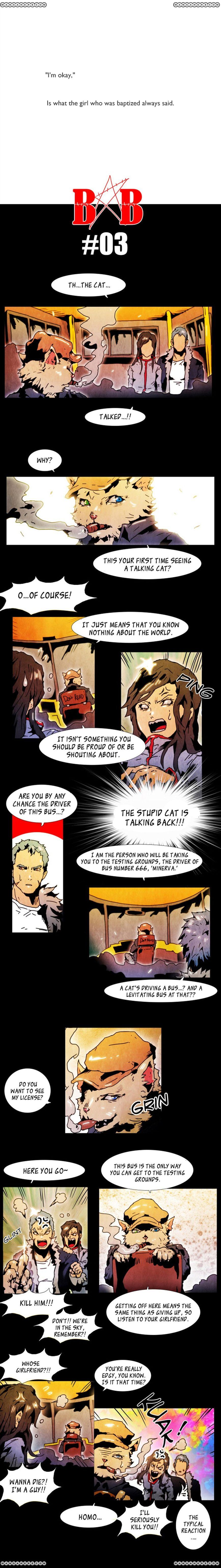 Black Behemoth 3 Page 1