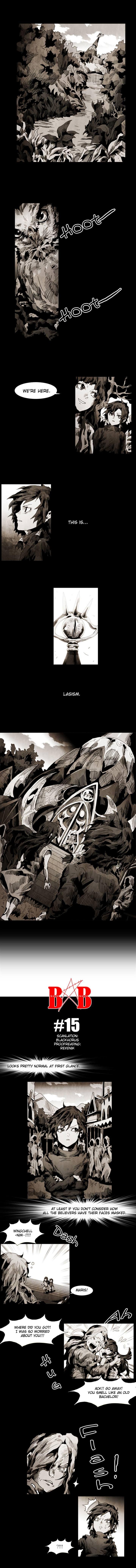Black Behemoth 15 Page 1