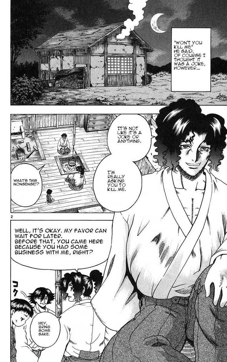 Historys Strongest Disciple Kenichi 154 Page 2