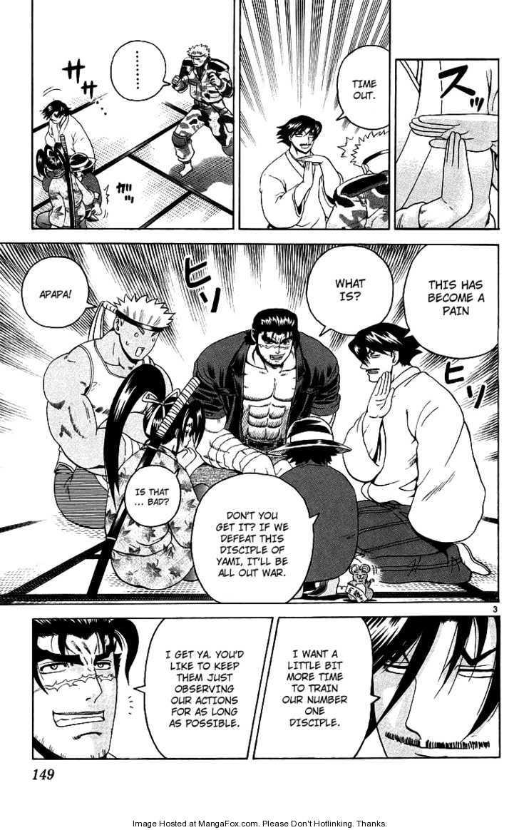 Historys Strongest Disciple Kenichi 178 Page 3