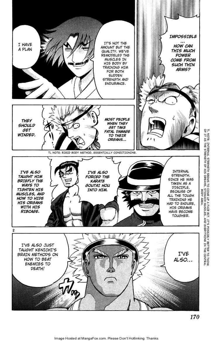 Historys Strongest Disciple Kenichi 179 Page 2