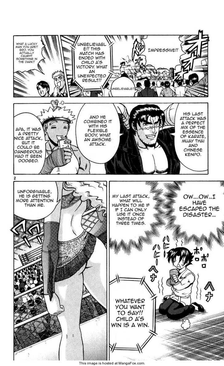 Historys Strongest Disciple Kenichi 195 Page 2