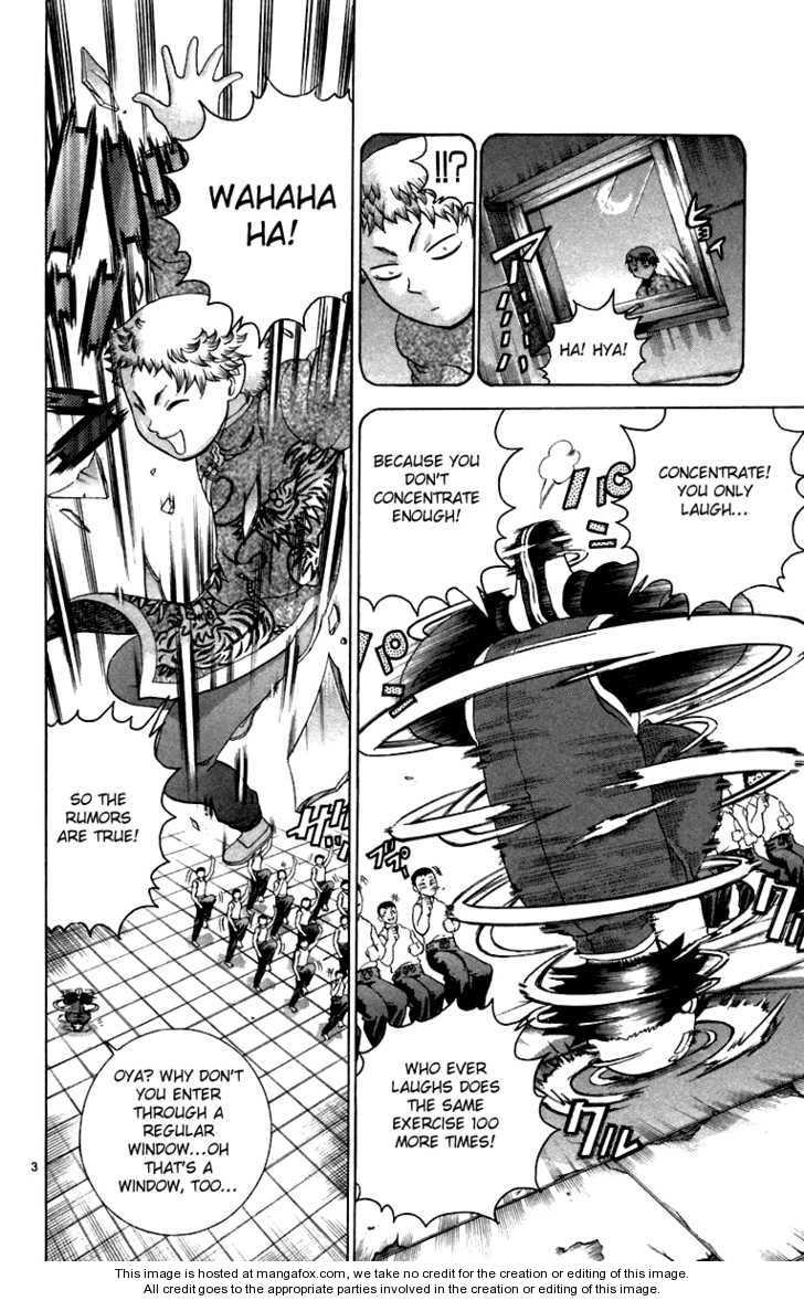 Historys Strongest Disciple Kenichi 216 Page 3
