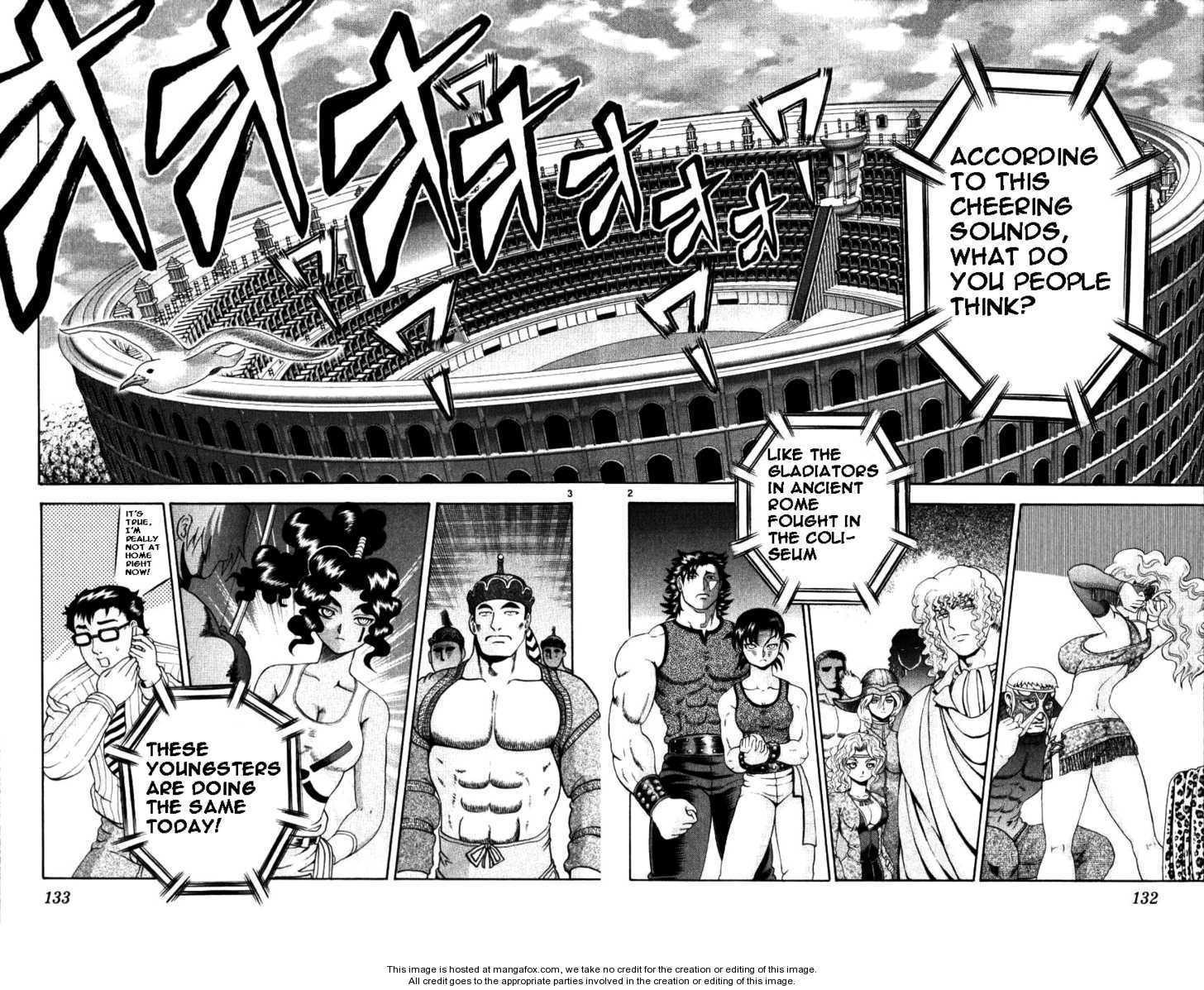 Historys Strongest Disciple Kenichi 225 Page 2