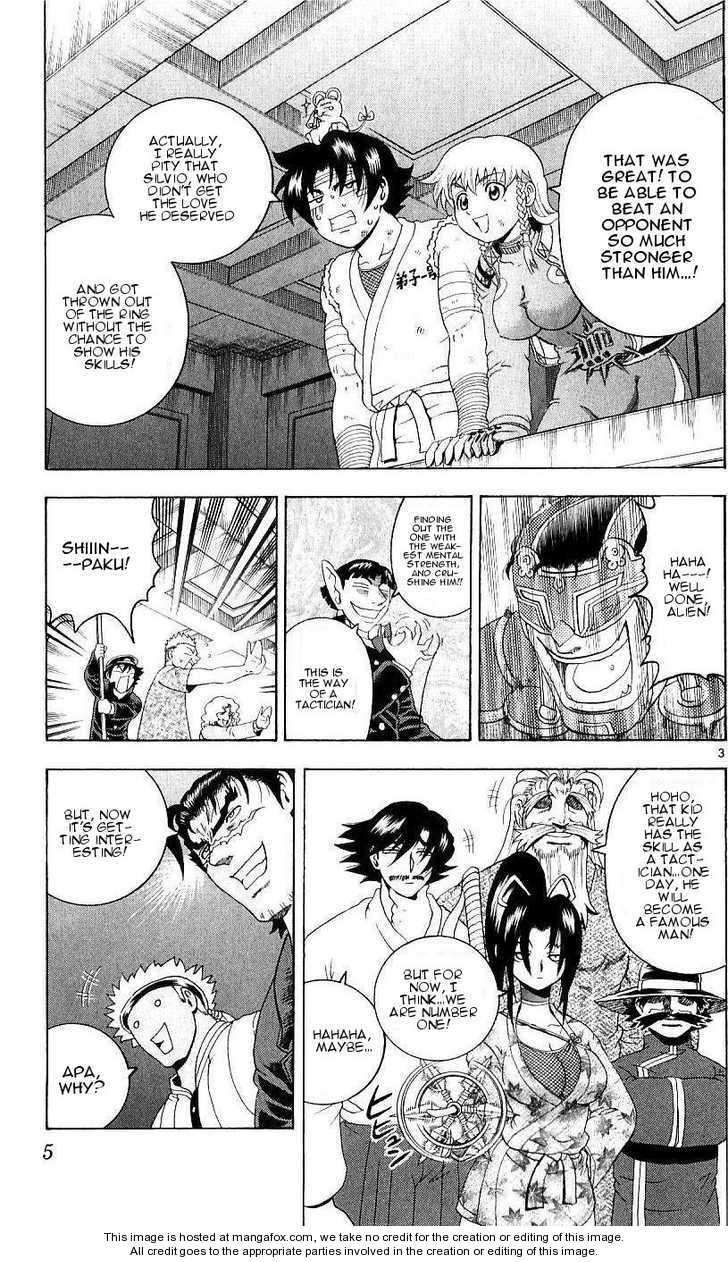 Historys Strongest Disciple Kenichi 238 Page 3