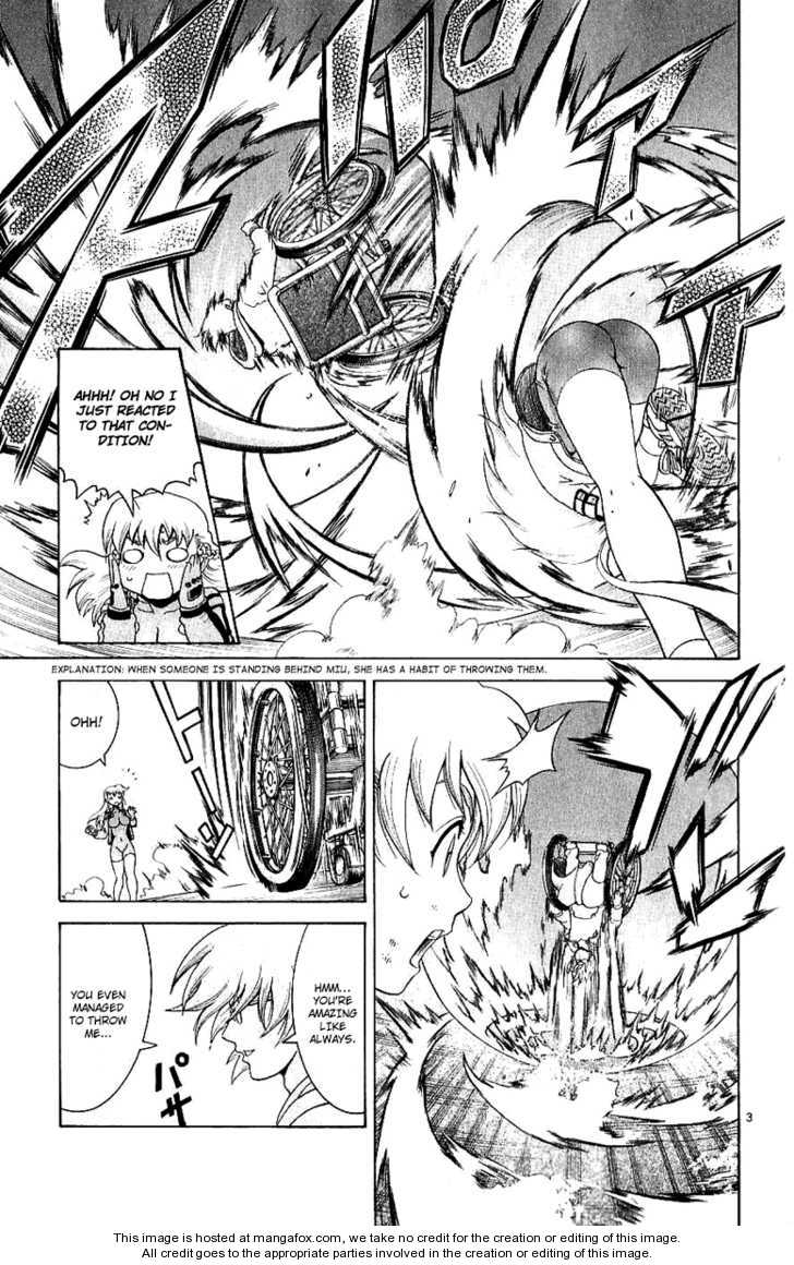 Historys Strongest Disciple Kenichi 241 Page 3