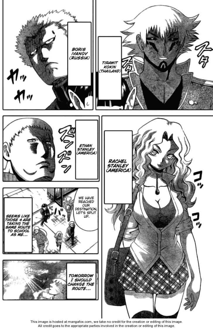 Historys Strongest Disciple Kenichi 269 Page 3