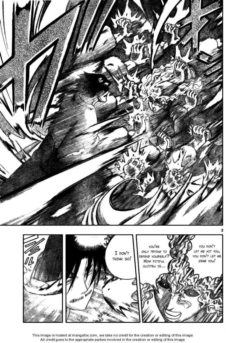 Historys Strongest Disciple Kenichi 274 Page 3