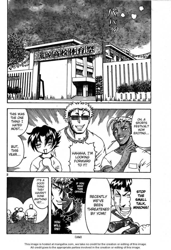 Historys Strongest Disciple Kenichi 278 Page 2