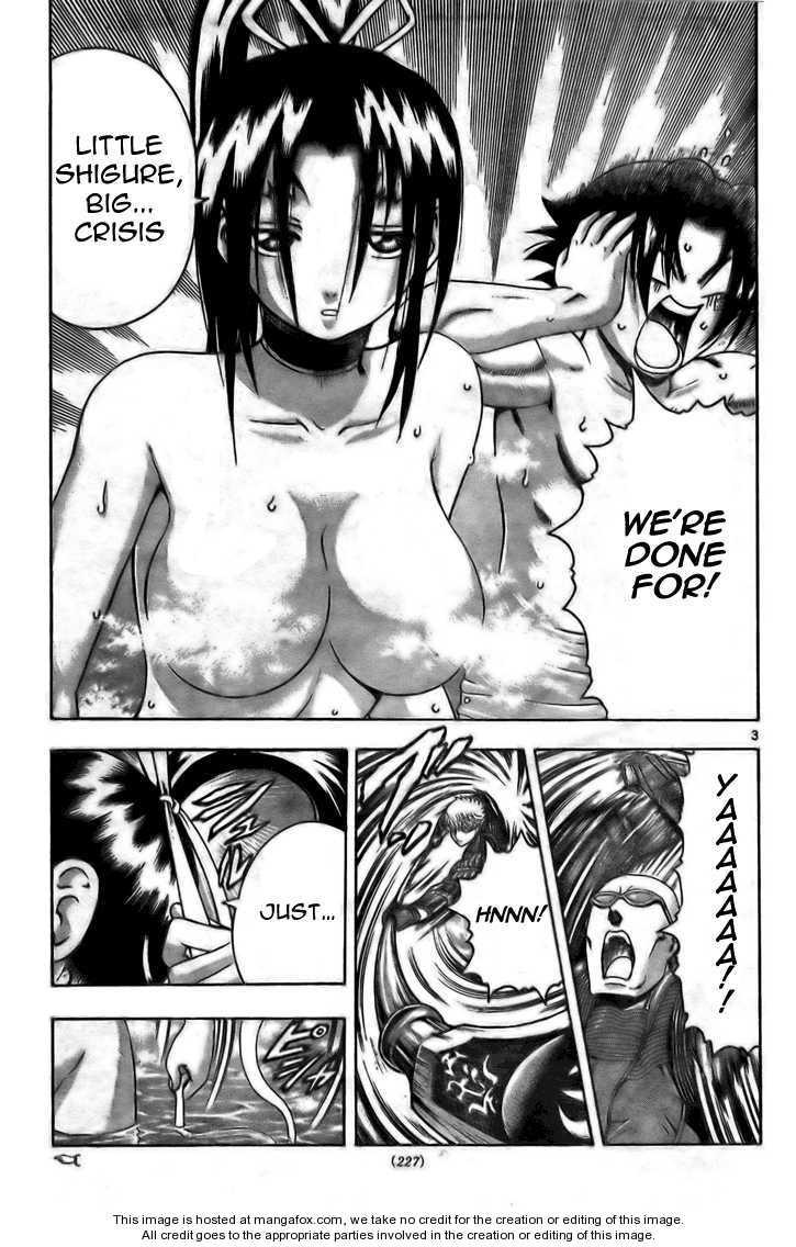 Historys Strongest Disciple Kenichi 285 Page 3