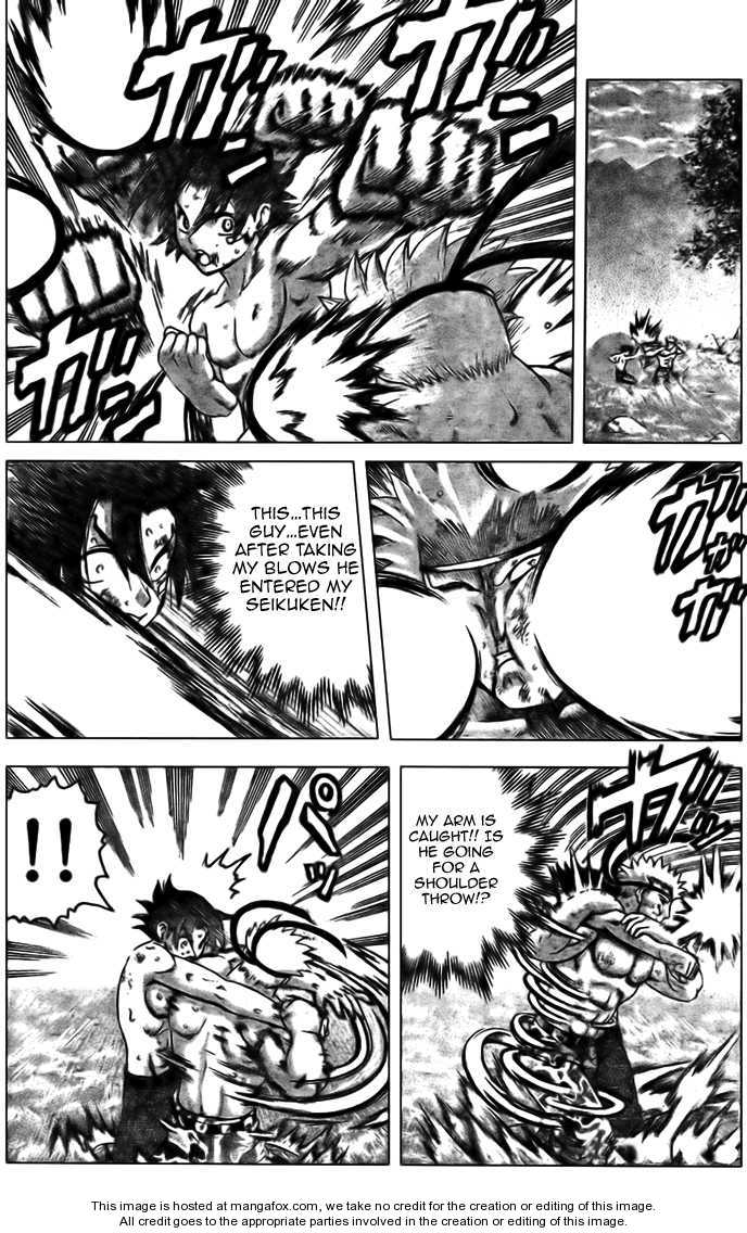 Historys Strongest Disciple Kenichi 302 Page 4