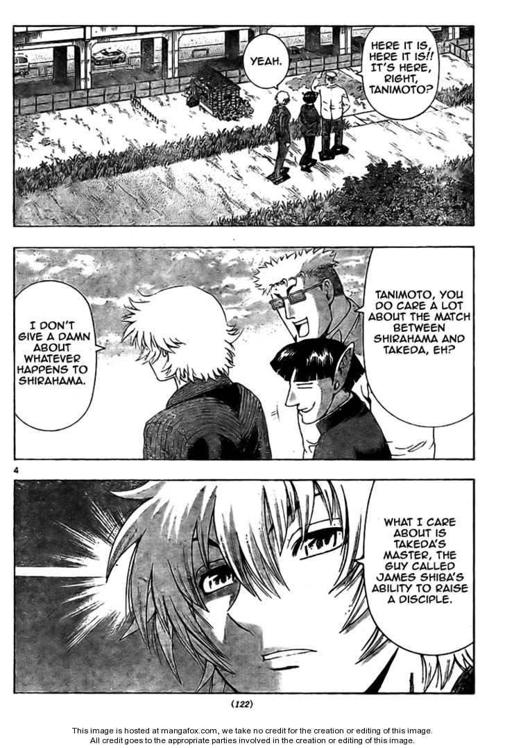 Historys Strongest Disciple Kenichi 319 Page 3