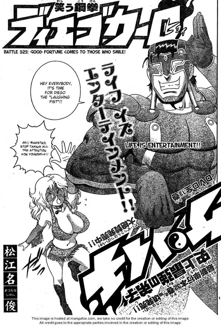 Historys Strongest Disciple Kenichi 323 Page 2