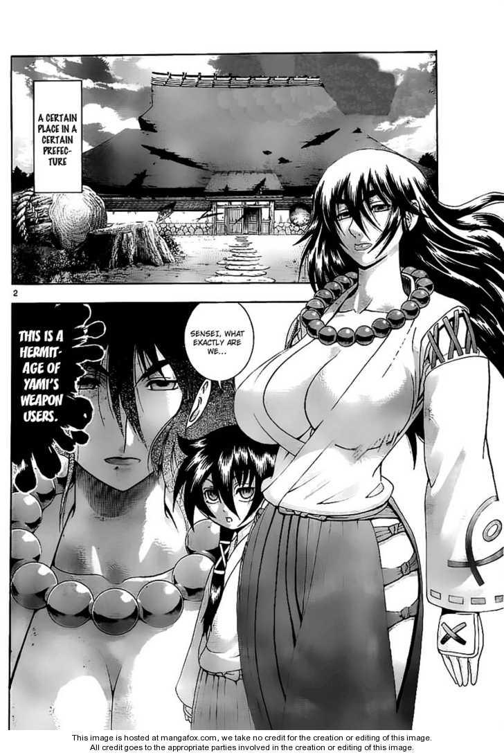 Historys Strongest Disciple Kenichi 358 Page 2