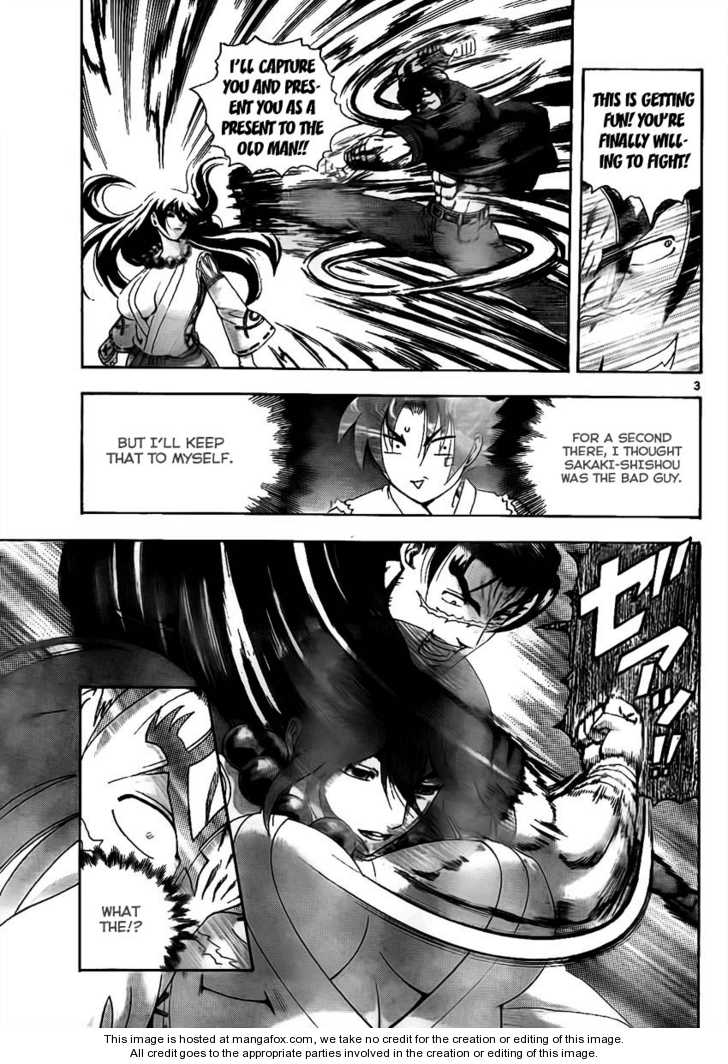Historys Strongest Disciple Kenichi 365 Page 3