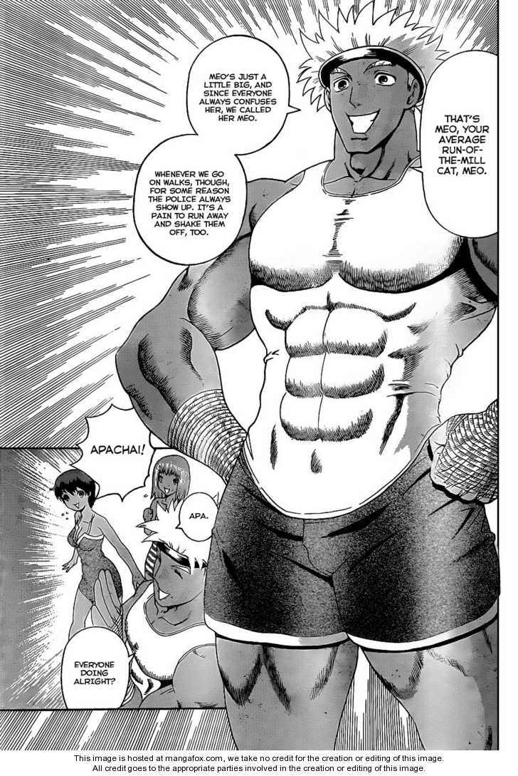 Historys Strongest Disciple Kenichi 396 Page 3
