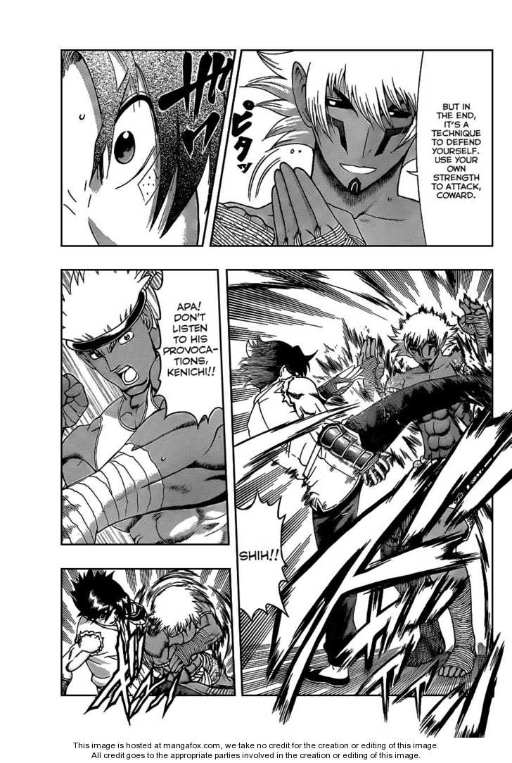 Historys Strongest Disciple Kenichi 397 Page 3