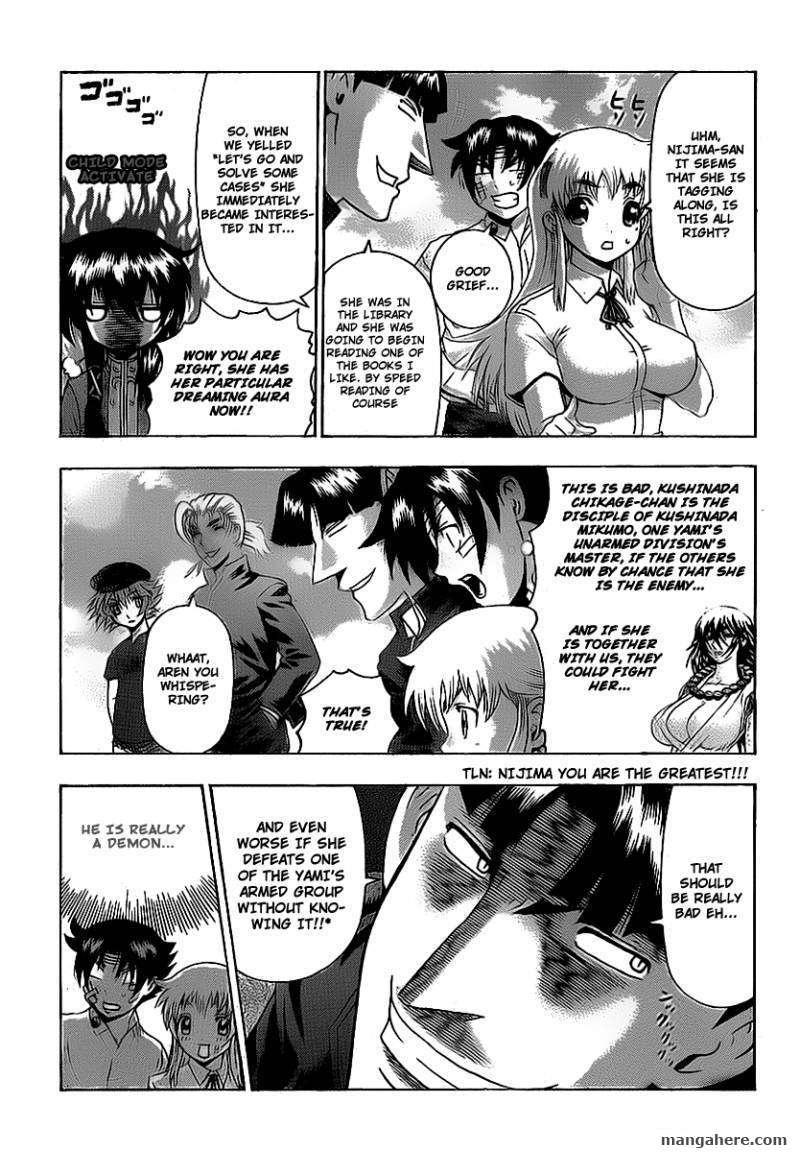 Historys Strongest Disciple Kenichi 410 Page 3