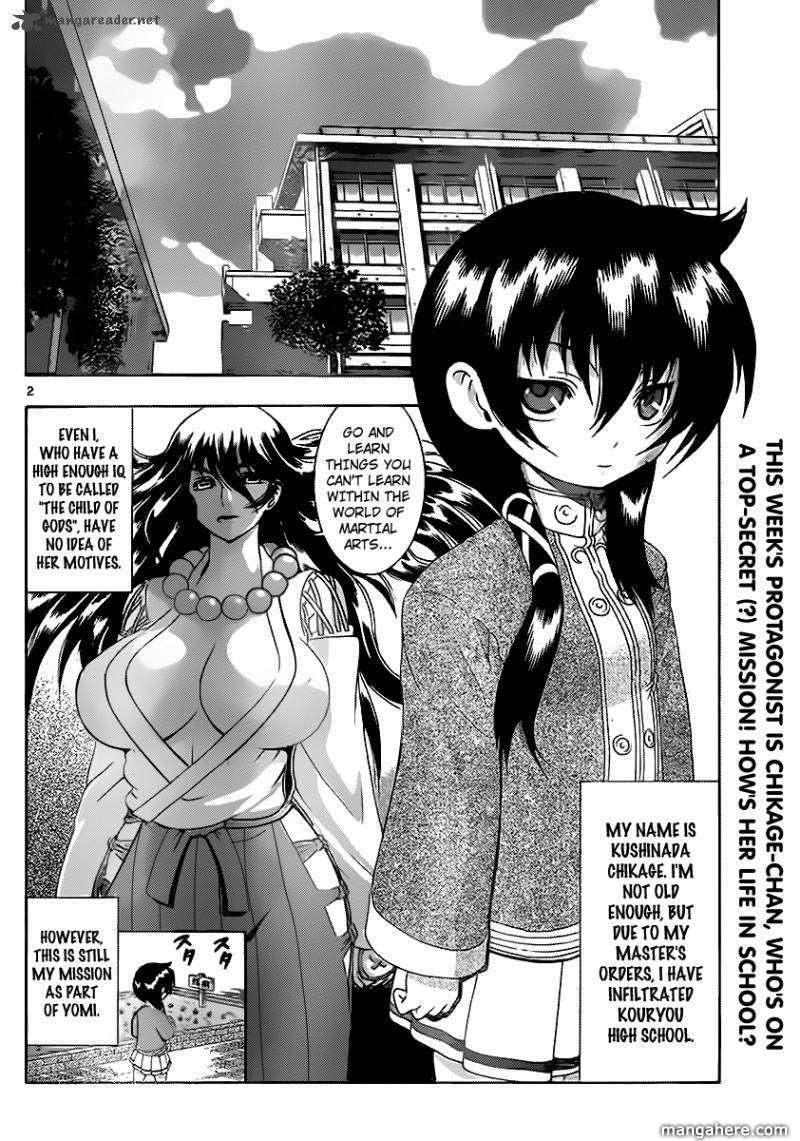Historys Strongest Disciple Kenichi 424 Page 3