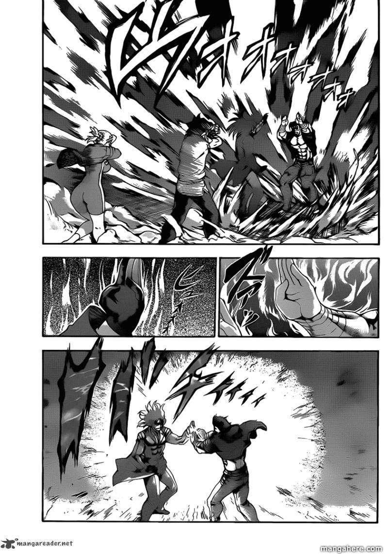 Historys Strongest Disciple Kenichi 436 Page 3
