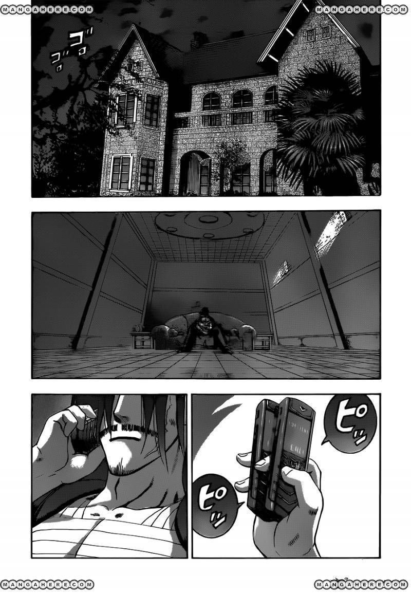 Historys Strongest Disciple Kenichi 448 Page 3