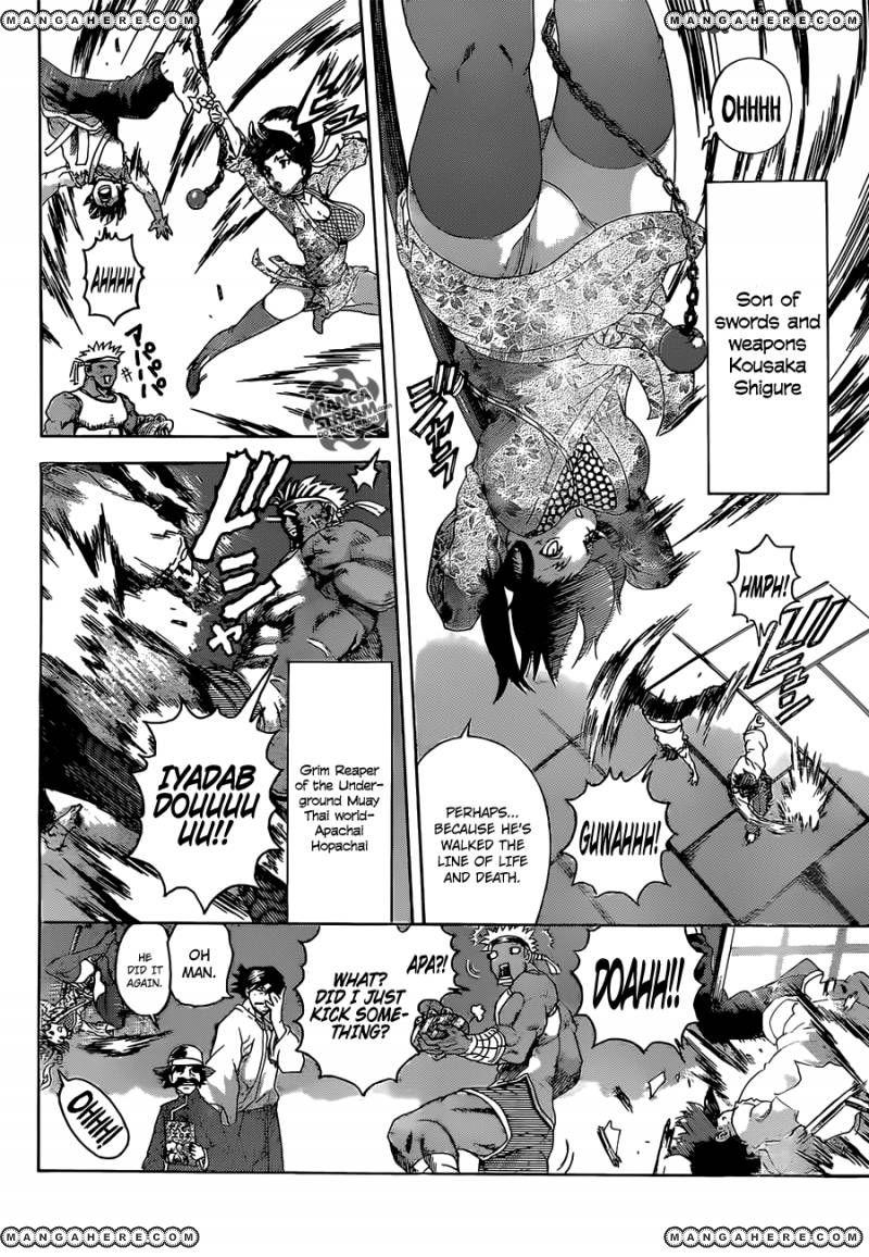 Historys Strongest Disciple Kenichi 480 Page 3