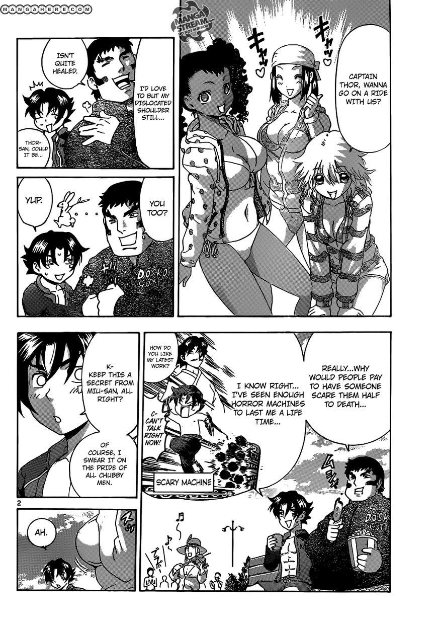 Historys Strongest Disciple Kenichi 499 Page 4