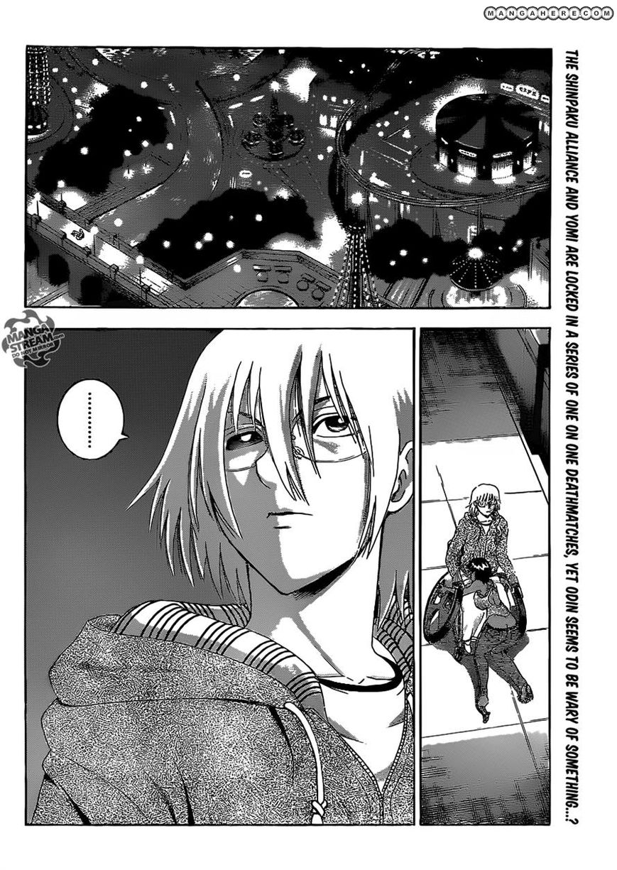 Historys Strongest Disciple Kenichi 505 Page 2