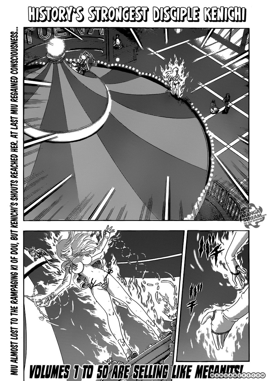 Historys Strongest Disciple Kenichi 512 Page 1