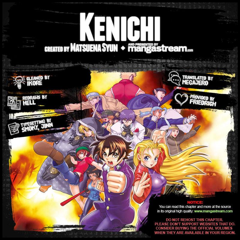 Historys Strongest Disciple Kenichi 527 Page 2