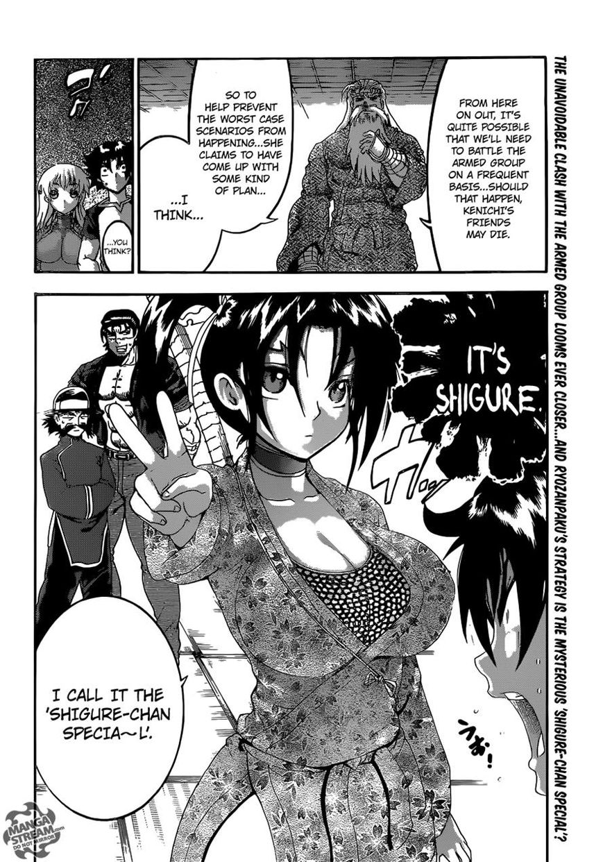 Historys Strongest Disciple Kenichi 528 Page 4