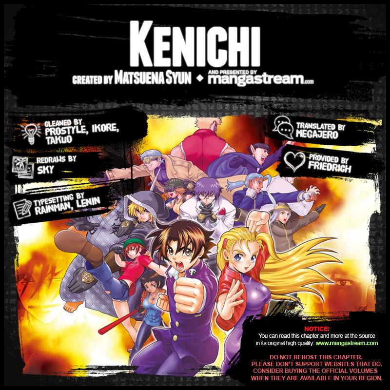 Historys Strongest Disciple Kenichi 546 Page 2